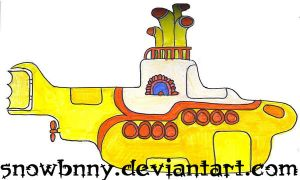 Yellow Submarine by SnowBnny