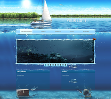 Layout WATER EFFECTS FOR SALE! by DameQ
