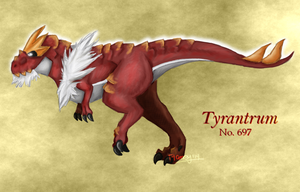 Tyrant by FlameFatalis
