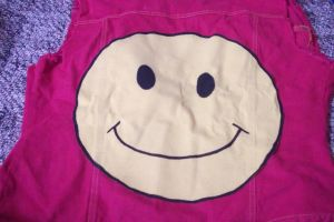 Ted Cosplay Smiley Jacket by Toshiya-Aoi
