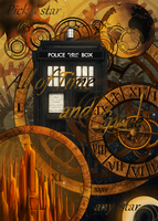 All of Time and Space: Doctor Who 50th Anniversary by Jay-R-Took