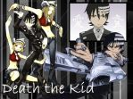 Death the Kid Wallpaper by KAC-N