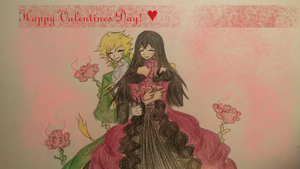 Happy Valentines Day! :3 by Ibizase80