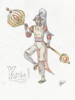 Krishn by HeartOfAspire