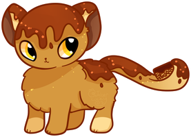 Scotcharoo Aromatic Cat Adopt by Ambercatlucky2