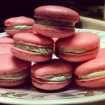my first ever macarons! by pinknailpolish89