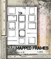 Mapped Frames by Diamara
