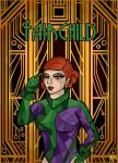 Art Deco Fairchild by TheButterfly