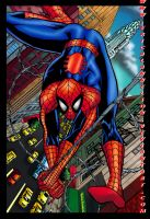 Spidey 301 by ericalannelson