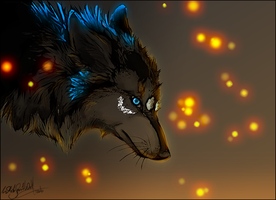 AT.: Firefly :. by WhiteSpiritWolf