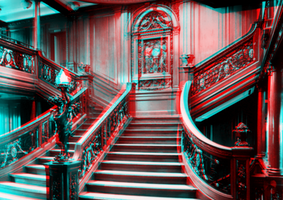 Grand Staircase 3D by TLK4EVR