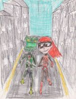 Who's the Fastest? by OceanPictures61