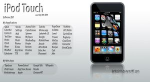 iPod touch by lambo311