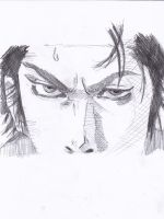 Vagabond sketch by Vimes-DA