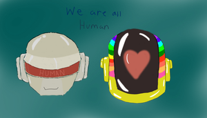 We are Human by cupper96