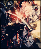 Omega Red by wild-kard2003
