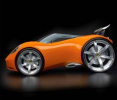 Mini Lotus Hot Wheels by TrabzonSport