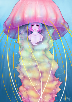 Jellyfish by JustFaceIt