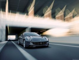 Ferrari FF 2012 Vehicle by Genieneovo