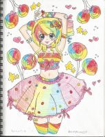 Candyland by Chibii-chii