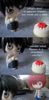 L's Cake by Chocolatier-Mihael