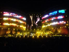 The Rolling Stones, Live 01 by GaryRoswell007