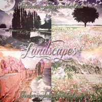 pack landscapes by likealovesongbaby