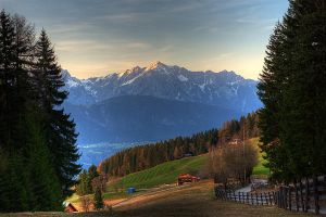 Tirol Mountains II by seraphRo