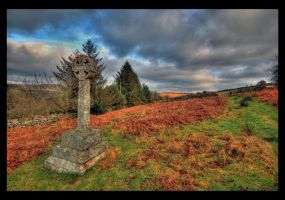 Dartmoor Cross by ballinboy18