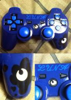 Gamer Luna Controller by MagicaITrevor