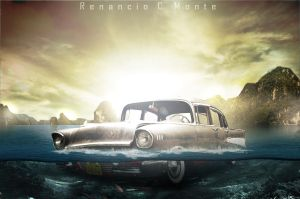 Fountain of Youth automotive by renanciocmonte