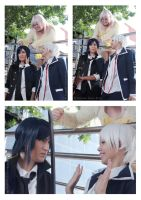 Bothering Kuroh ~ by SinfulVoice