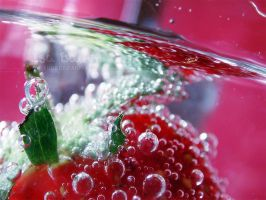 The Strawberries Drowning by little-billie