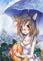 177th ACEO by Hime-chama