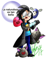 La Naturaleza Es Tan Bella by saralibrary