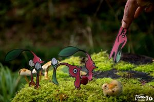Pikmin's secret by StudioTamago