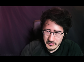 Markiplier - An Important Message by karlarei2003