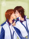 "ShiroAi ""Little Kiss"" by a1y-puff"