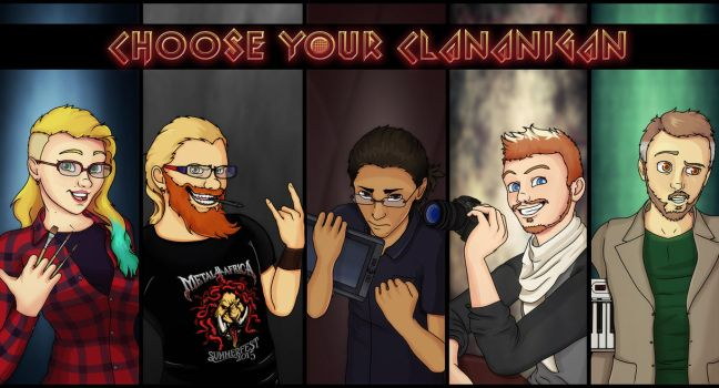 Clananigans Select by Gibbo18