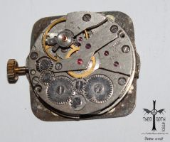 Seiko Watch Movements by TheoGothStock