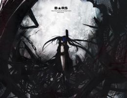 Black Rock Shooter by bwrose
