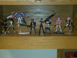 Figma collection_ to arms! by blaqueOX