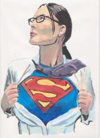 SuperWoman by noxspot