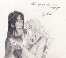 -SPOILER- Our Sacred Vow by fallenrose24
