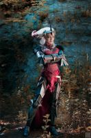 Dragon Age II - Flemeth cosplay by MonoAbel