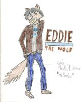 Eddie As Cool As Ever by SonicHomeboy