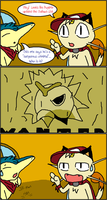B-Comic: Dangerous Felon by The-Great-B-Man