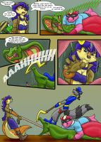 Sly Cooper: Thief of Virtue Page 225 by ConnorDavidson