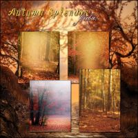 Autumn Splendor Freebie by cosmosue