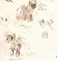 Derpy Drawings by ProNorst